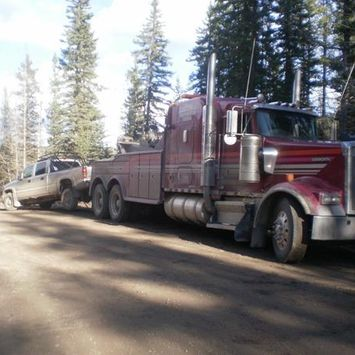 Cooters Light & Heavy Towing